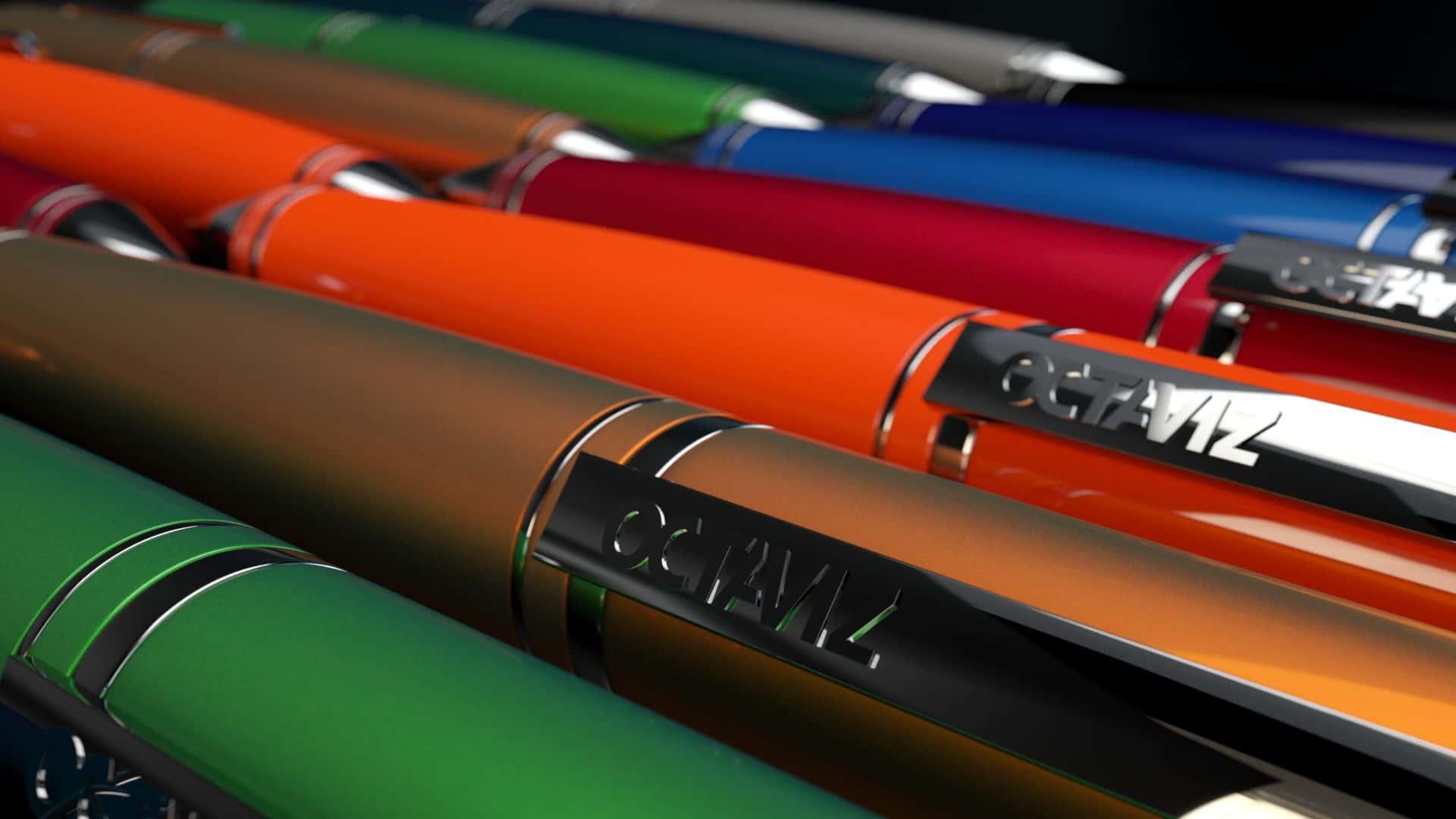 Octaviz Ball Pen Collection