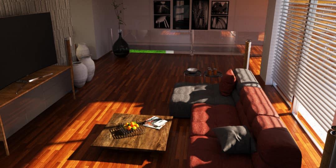 Einfamilien-Haus – Interior