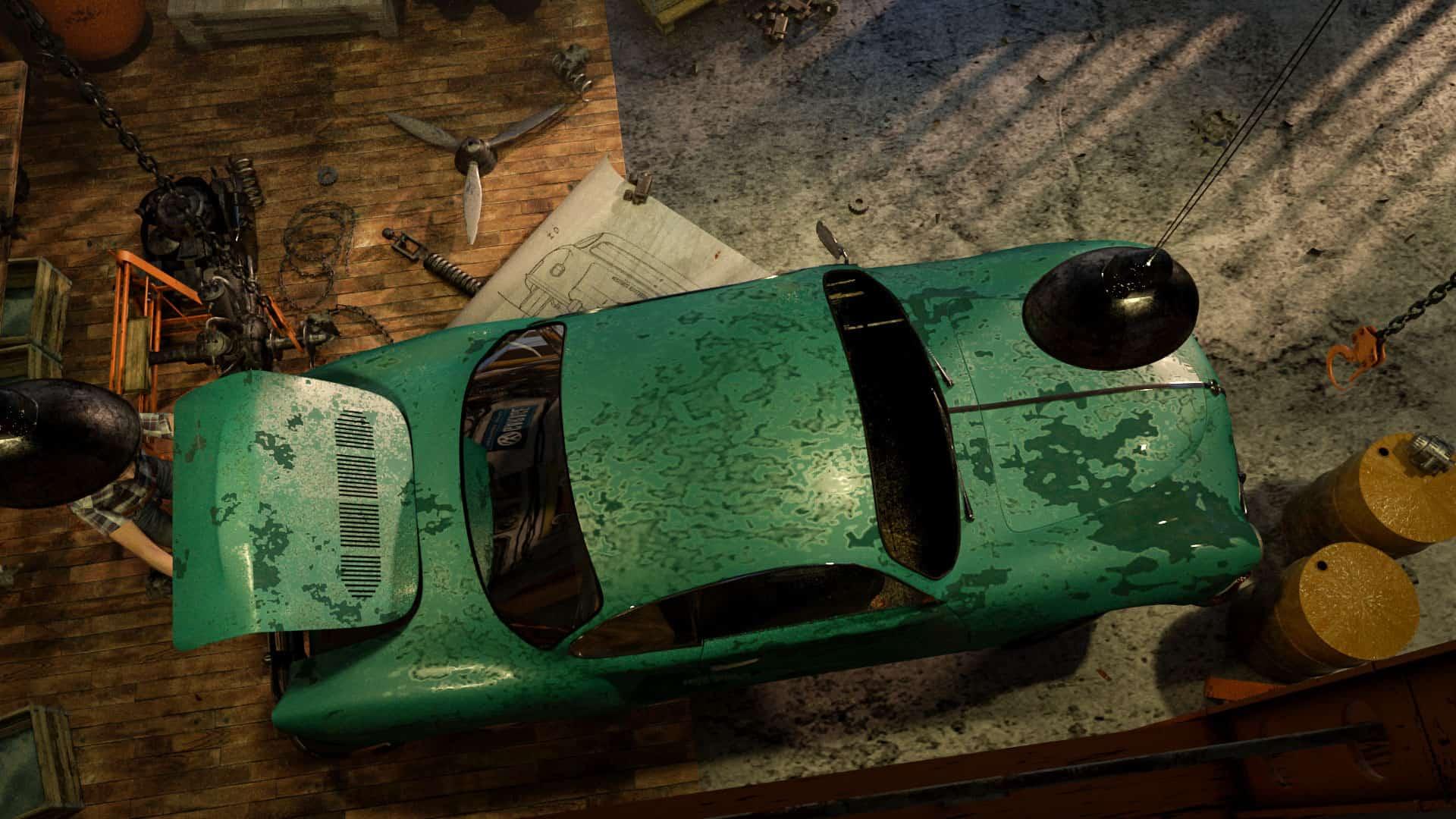 Karmann Ghia '72