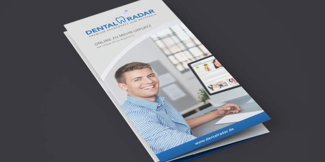 Dentalradar – Flyer