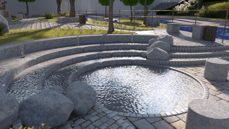Der neue Öxingplatz / Grafing