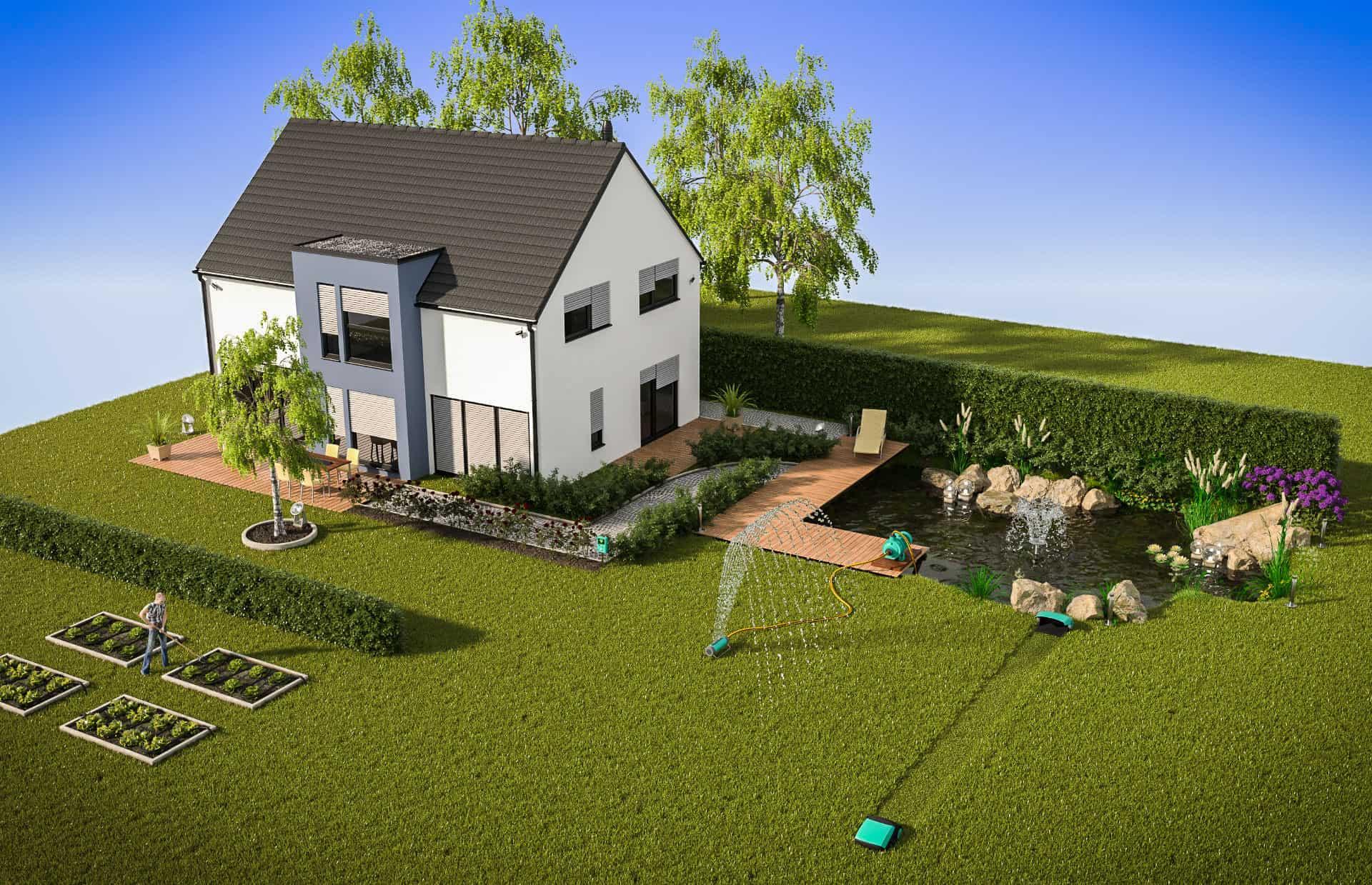Smart Garden / Baumarkt
